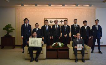 広島市にSDGs関連書籍を寄贈しました。
